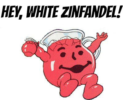 White Zinfandel is Fancy