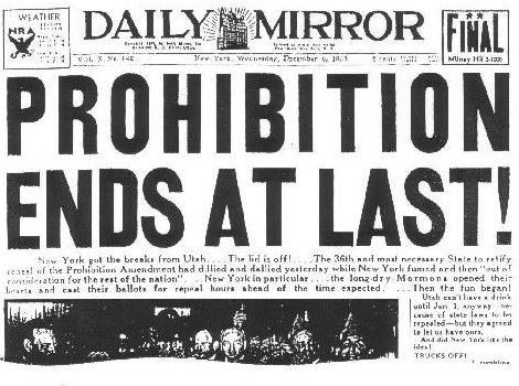 December 5, 1933