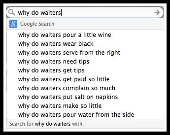 Thanks, Google...